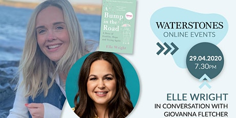Elle Wright in conversation with Giovanna Fletcher biglietti