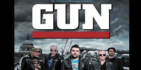 Gun The Backstreet Brothers tour plus support Live Eleven Stoke tickets