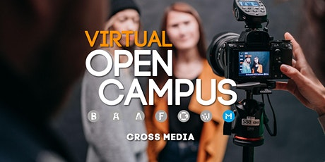 Campus Insights: Cross Media Production tickets