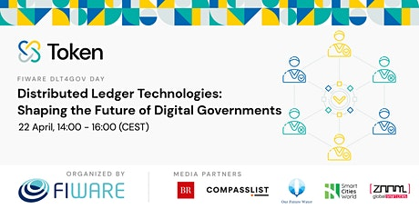 FIWARE DLT4Gov Day - Shaping the Future of Digital Governments tickets