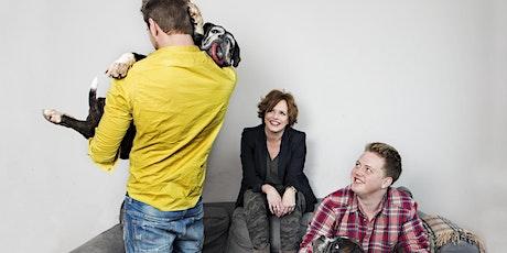 Webinar Als ze maar gelukkig zijn, door Marina van der Wal & Gideon de Haan tickets