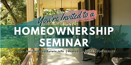 Spring Homeownership Seminar tickets