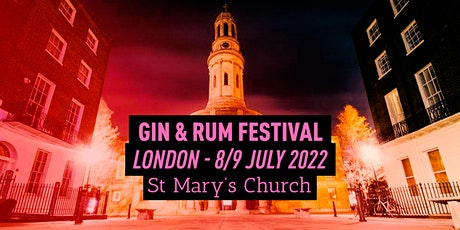 The Gin & Rum Festival - London -2022 tickets