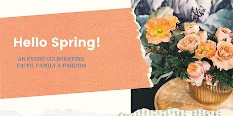 Hello Spring! tickets
