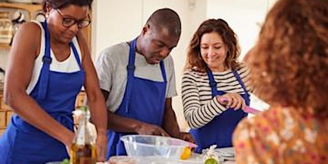 FREE - Culinary Skills For Food Trends, Monday 21st June-19th July- 4 weeks tickets