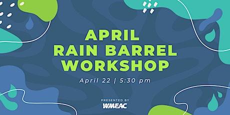 April Rain Barrel Workshop at Broad Leaf Brewery & Spirits tickets