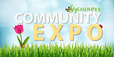 Sycamore Community Expo tickets
