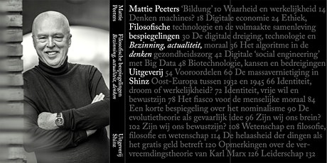 Lezing Filosofische Bespiegelingen over Leiderschap door Mattie Peeters tickets