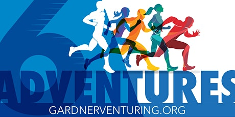 6 Adventures Virtual 5k Run/Walk tickets