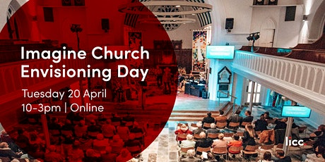 Imagine Church Envisioning Day tickets
