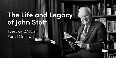The Life and Legacy of John Stott tickets