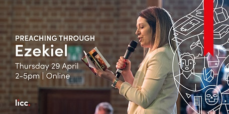 Preaching Through Ezekiel tickets