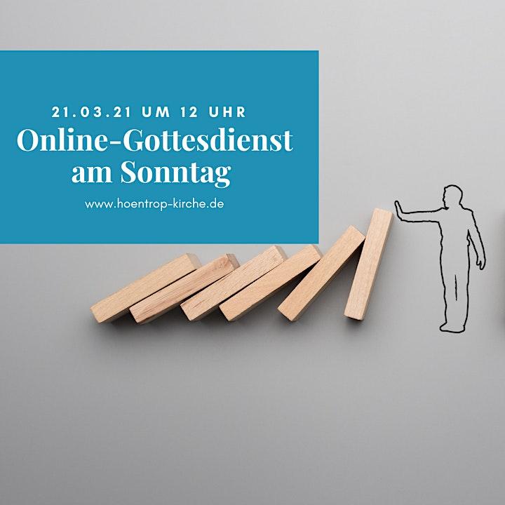 Online-Gottesdienst: ... wer, wenn nicht wir!: Bild