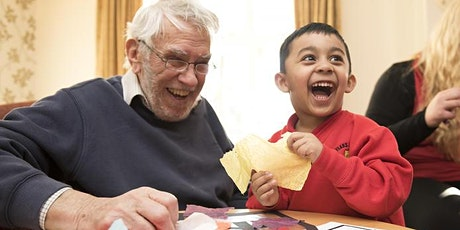 Tackling Social Isolation  - Intergenerational Work tickets