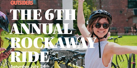 6th Annual Rockaway Ride tickets