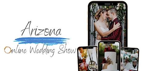 Arizona Online Wedding Show tickets