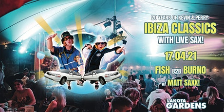 Ibiza Classics with Live Sax! tickets