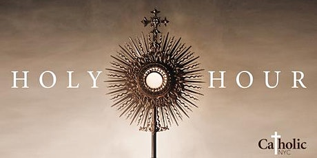 April Young Adult Holy Hour tickets