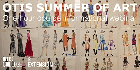 Learn About The Summer of Art Fashion Design Course! tickets