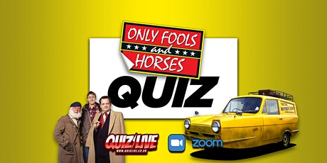 Daimo's Thursday Theme: Only Fools and Horses Quiz Live on Zoom tickets