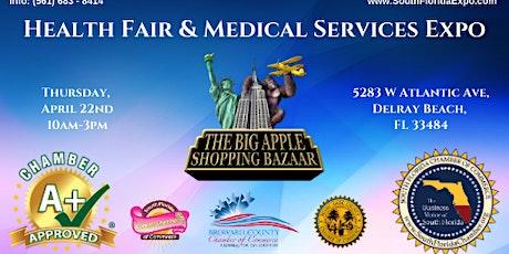 Health Fair & Medical Services EXPO in South Florida tickets