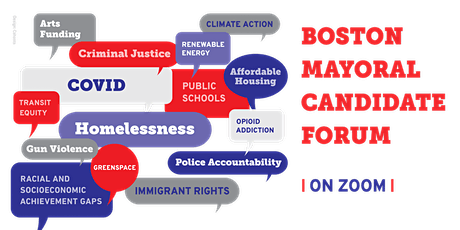 Boston Mayoral Candidate Forum, Moderated  by Callie Crossley tickets