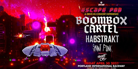 ESCAPE POD - BOOMBOX CARTEL + HABSTRAKT + SAINT PUNK tickets