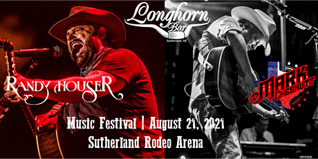 Longhorn Bar Music Festival tickets