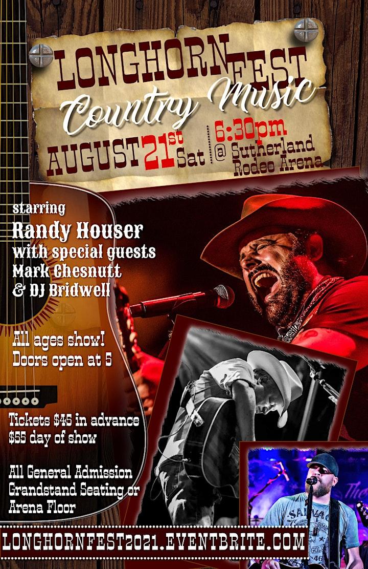 Longhorn Bar Music Festival image