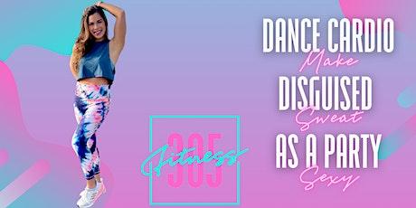 Virtual 305 Fitness: Dance Cardio! tickets