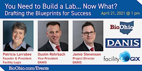 You Need to Build a Lab...Now What? Drafting the Blueprints for Success tickets