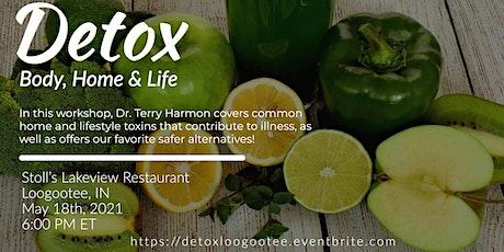 Detox: Body, Home & Life tickets