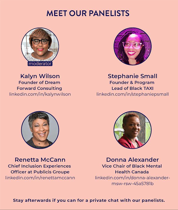 Woman to Woman: Black Women Creating History 2021 image