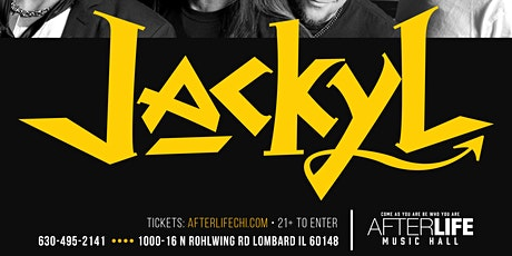 Jackyl Live in the Afterlife Music Hall At B House tickets
