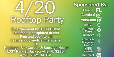 4/20 Party tickets