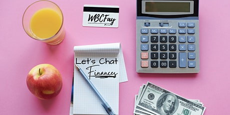 Let's Chat Finances tickets