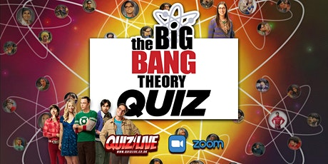 Daimo's Thursday Theme: Big Bang Theory Quiz Live on Zoom tickets