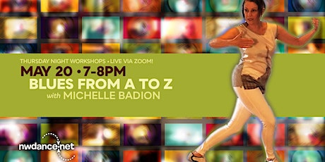 Blues From A to Z with Michelle Badion tickets