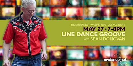 Line Dance Groove with Sean Donovan tickets