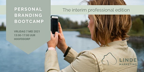 Personal Branding Bootcamp - Interim professional edition tickets