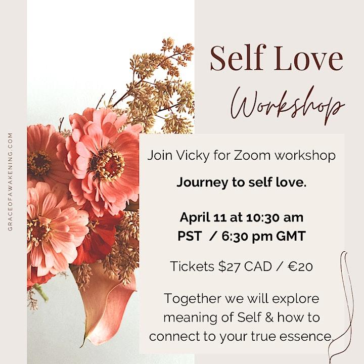 Self Love Workshop image