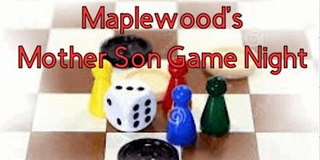 Maplewood's Mother Son Game Night tickets