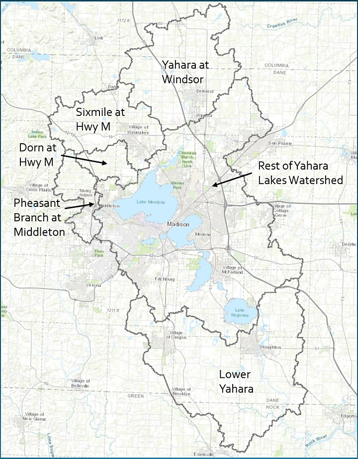 Clean Lakes 101 - Yahara CLEAN Compact: State of the Science image