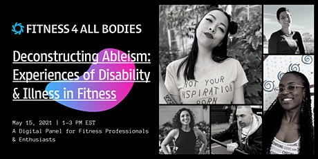 Deconstructing Ableism: Experiences of Disability & Illness in Fitness tickets