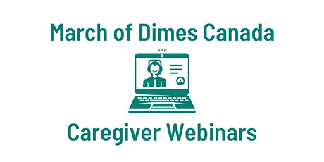 Caregiver  Webinar: Supports and Resources for Caregivers tickets