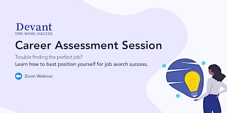 Devant - Career Assessment Session tickets