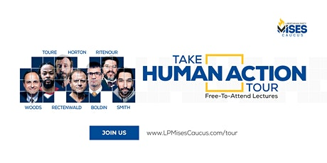 Take Human Action Tour Afterparty - Fairfax VA ft. Dave Smith, more TBA tickets