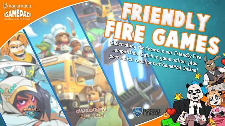 GamePad Online Spring 2021 image