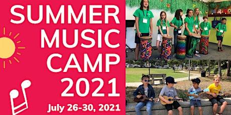 Music Rhapsody Summer Camp 2021 tickets