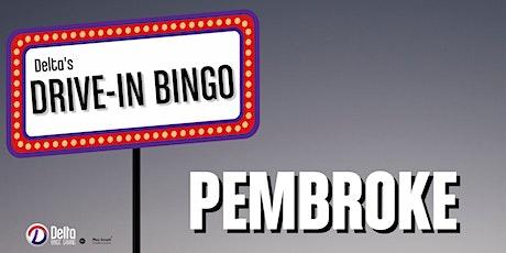 Delta's Drive In Bingo: Delta Pembroke billets